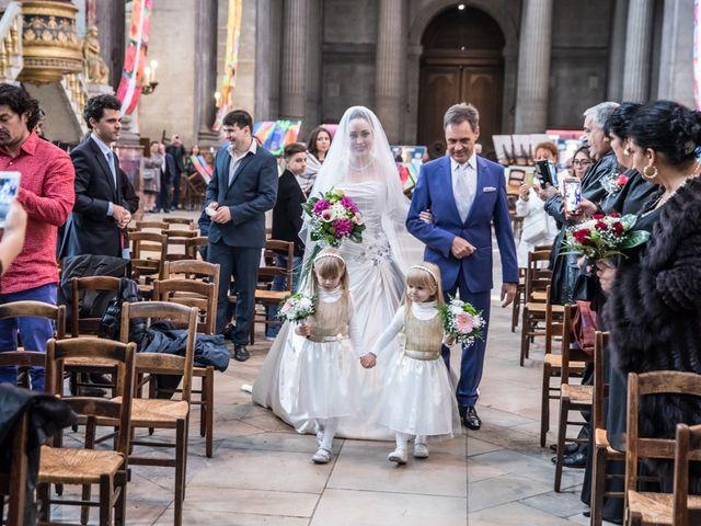 Le mariage de Radu et Marika à Paris, Paris 4