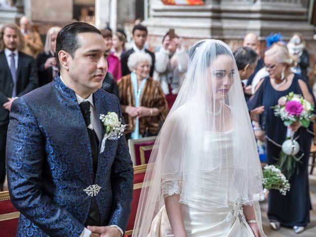Le mariage de Radu et Marika à Paris, Paris 8