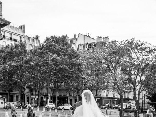 Le mariage de Radu et Marika à Paris, Paris 14