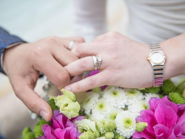 Le mariage de Radu et Marika à Paris, Paris 15