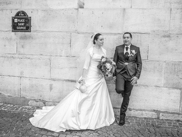 Le mariage de Radu et Marika à Paris, Paris 16