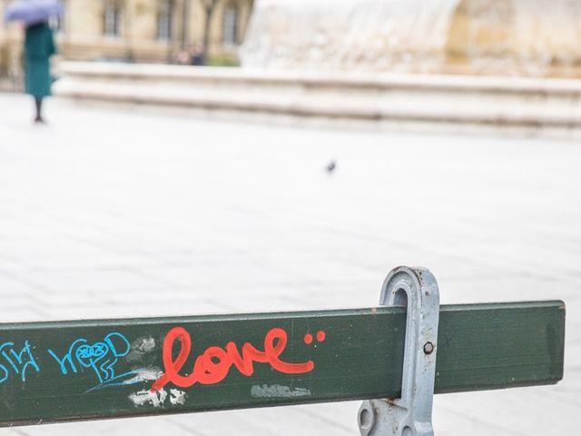 Le mariage de Radu et Marika à Paris, Paris 2