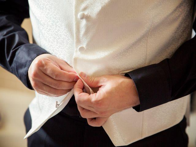 Le mariage de Hakim et Vanessa à Vallères, Indre-et-Loire 9
