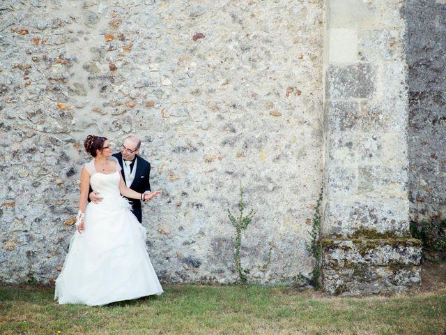 Le mariage de Hakim et Vanessa à Vallères, Indre-et-Loire 12