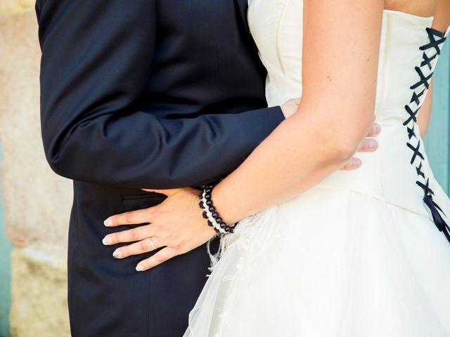 Le mariage de Hakim et Vanessa à Vallères, Indre-et-Loire 14