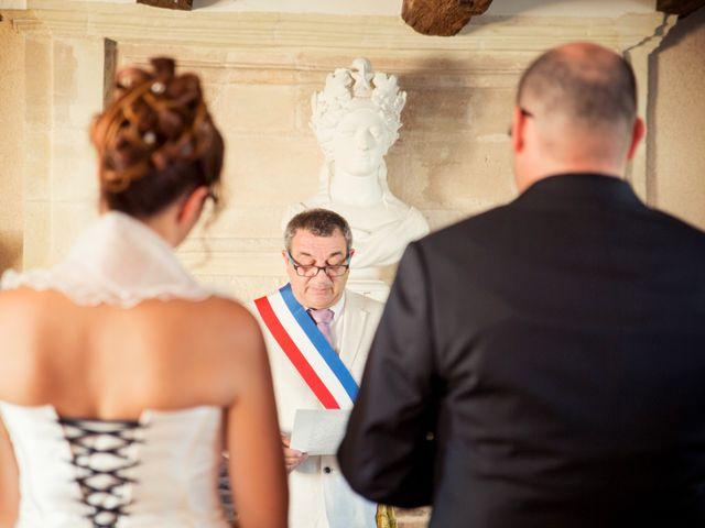 Le mariage de Hakim et Vanessa à Vallères, Indre-et-Loire 20
