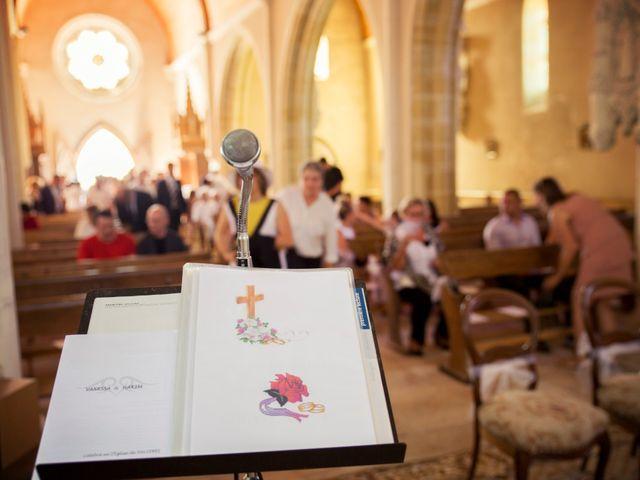 Le mariage de Hakim et Vanessa à Vallères, Indre-et-Loire 21