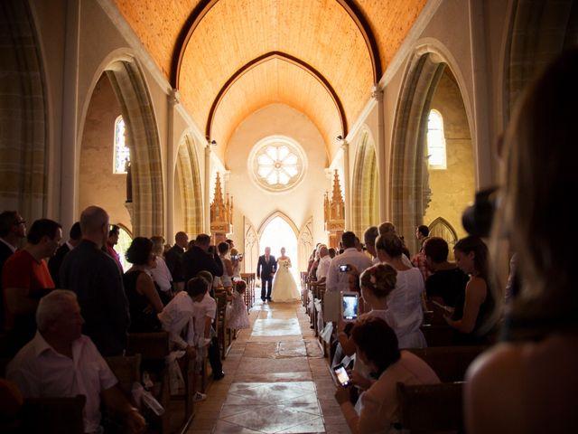 Le mariage de Hakim et Vanessa à Vallères, Indre-et-Loire 22