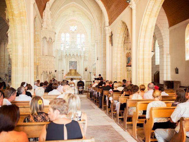Le mariage de Hakim et Vanessa à Vallères, Indre-et-Loire 23