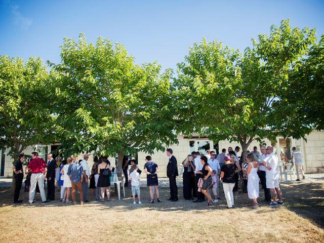 Le mariage de Hakim et Vanessa à Vallères, Indre-et-Loire 24