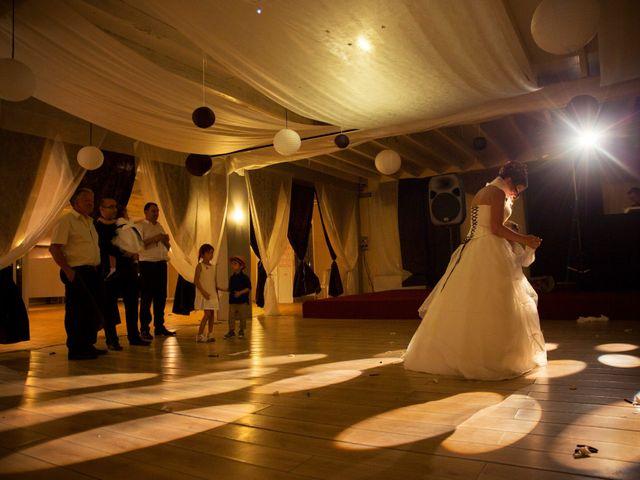 Le mariage de Hakim et Vanessa à Vallères, Indre-et-Loire 37