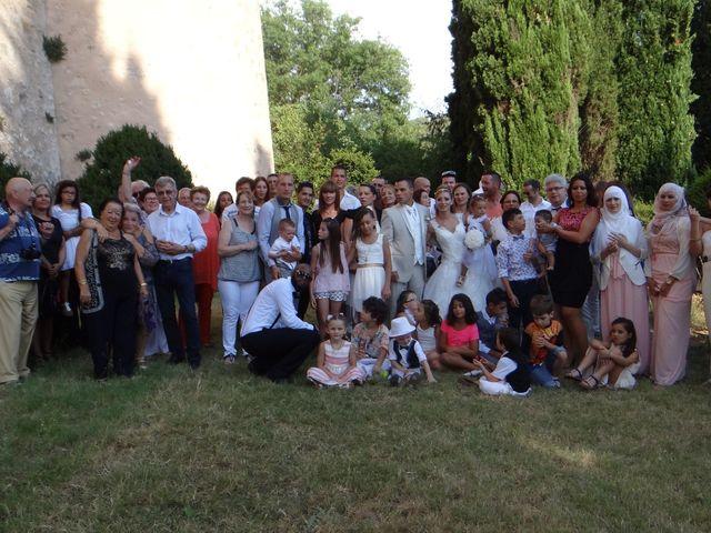 Le mariage de Eva et Thibault à Brignoles, Var 7