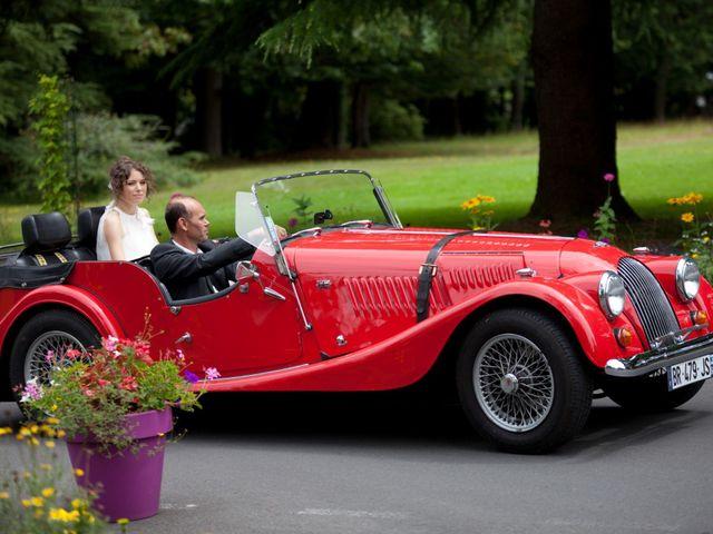 Le mariage de Yohan et Florence à Bordeaux, Gironde 2