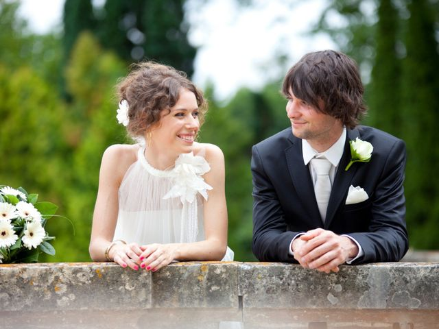 Le mariage de Yohan et Florence à Bordeaux, Gironde 31