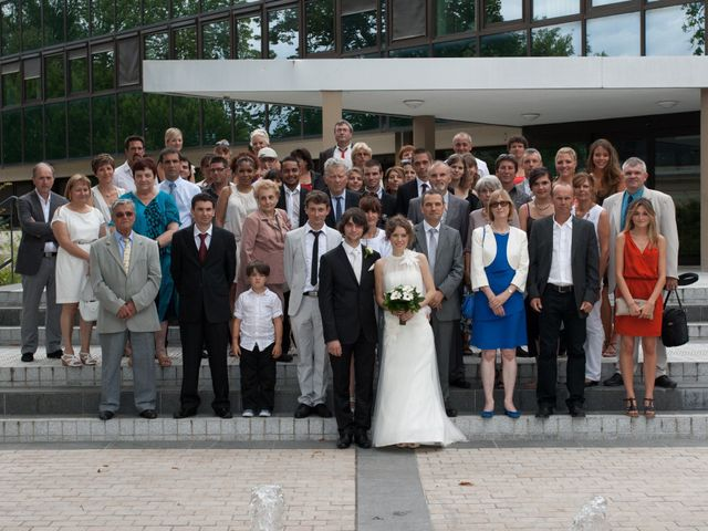 Le mariage de Yohan et Florence à Bordeaux, Gironde 39