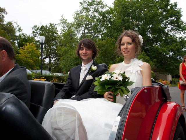 Le mariage de Yohan et Florence à Bordeaux, Gironde 40