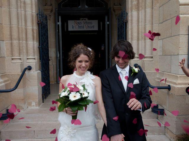 Le mariage de Yohan et Florence à Bordeaux, Gironde 52