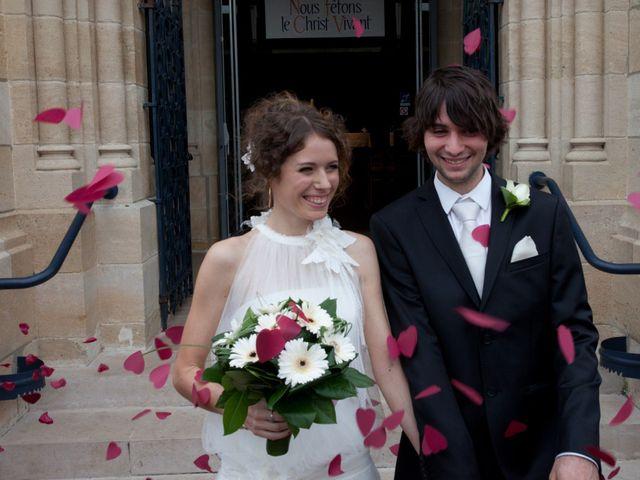 Le mariage de Yohan et Florence à Bordeaux, Gironde 53