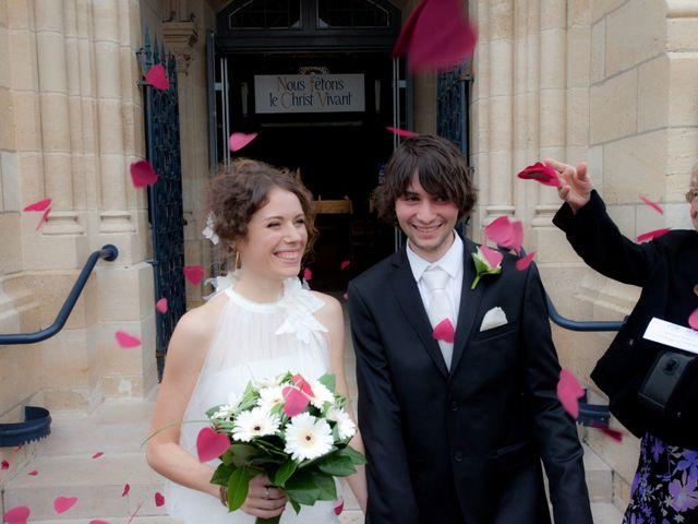 Le mariage de Yohan et Florence à Bordeaux, Gironde 54