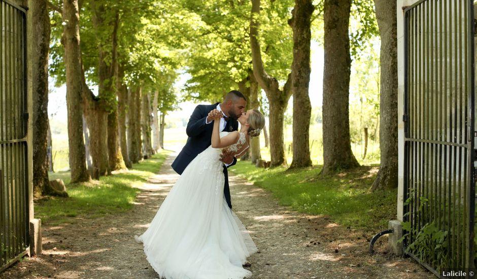 Le mariage de Mike et Lucie à Fours-en-Vexin, Eure