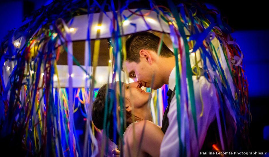 Le mariage de Valentin et Nathalie à Vallons-de-l'Erdre, Loire Atlantique