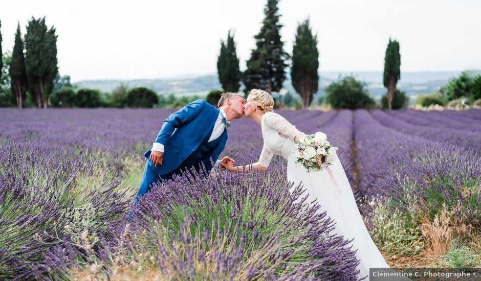 Le mariage de Romain et Laetitia à Bonnieux, Vaucluse