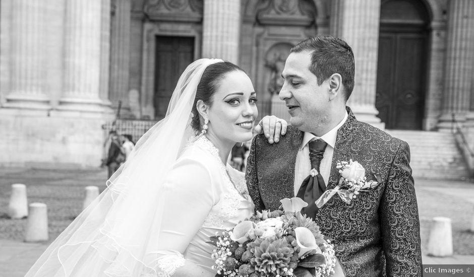 Le mariage de Radu et Marika à Paris, Paris