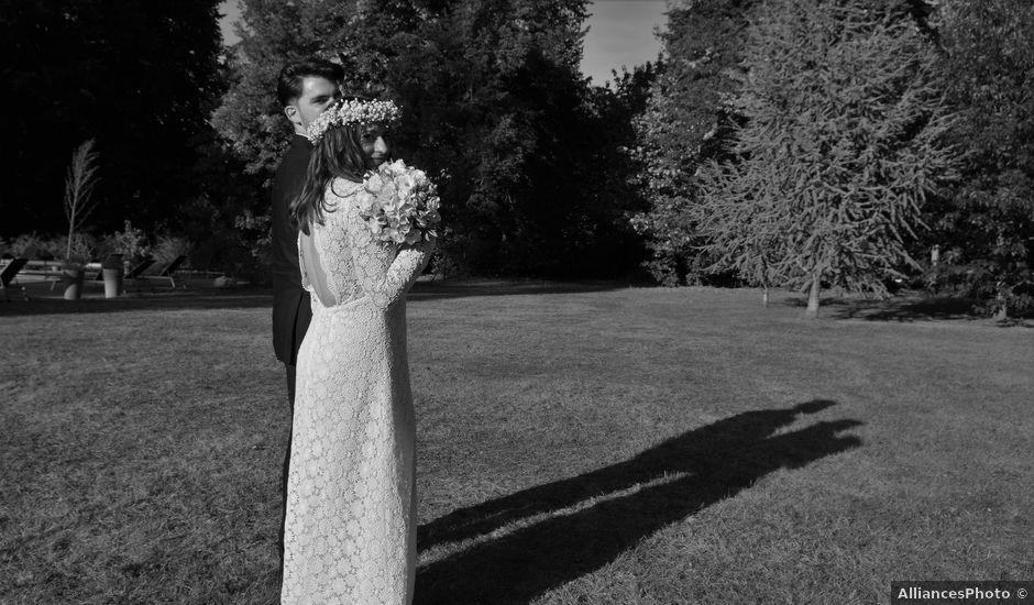 Le mariage de Yves et Elena à Angerville-la-Campagne, Eure