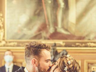 Le mariage de Delphine et Benjamin 1