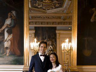 Le mariage de Thomas et Céline 1