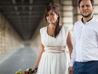 Le mariage de Maria et Raphael