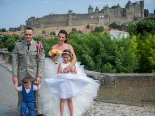 Le mariage de Céline et Fred 1