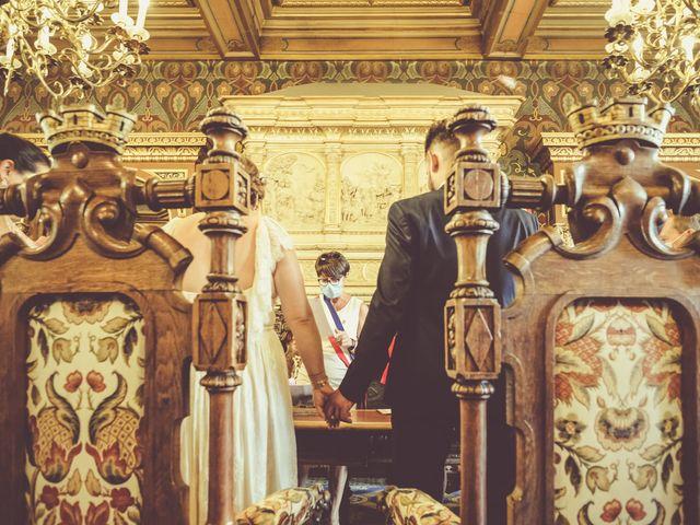 Le mariage de Benjamin et Delphine à Orléans, Loiret 1