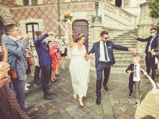 Le mariage de Benjamin et Delphine à Orléans, Loiret 5