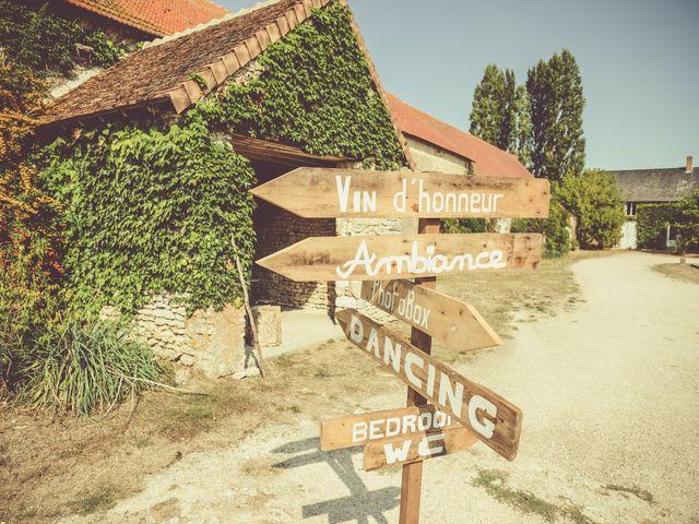 Le mariage de Benjamin et Delphine à Orléans, Loiret 12