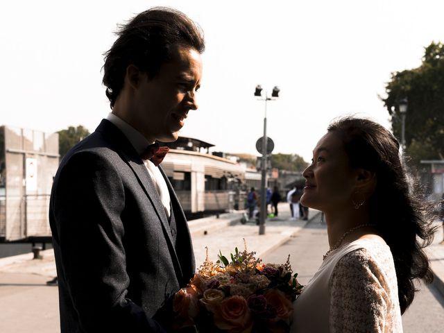 Le mariage de Thomas et Céline