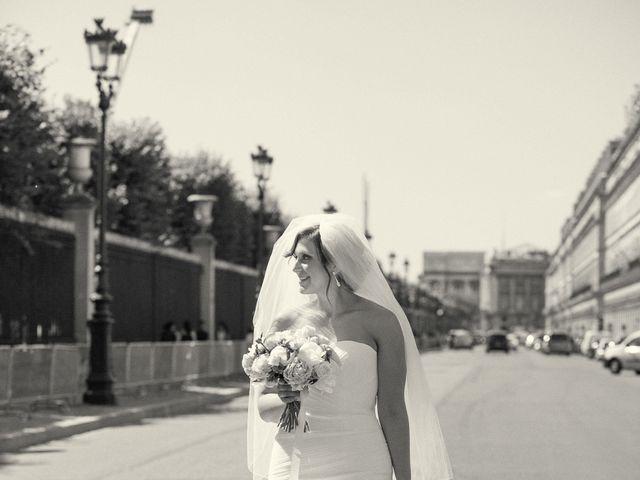 Le mariage de Creg et Shelby à Paris, Paris 18