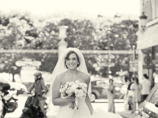 Le mariage de Creg et Shelby à Paris, Paris 19