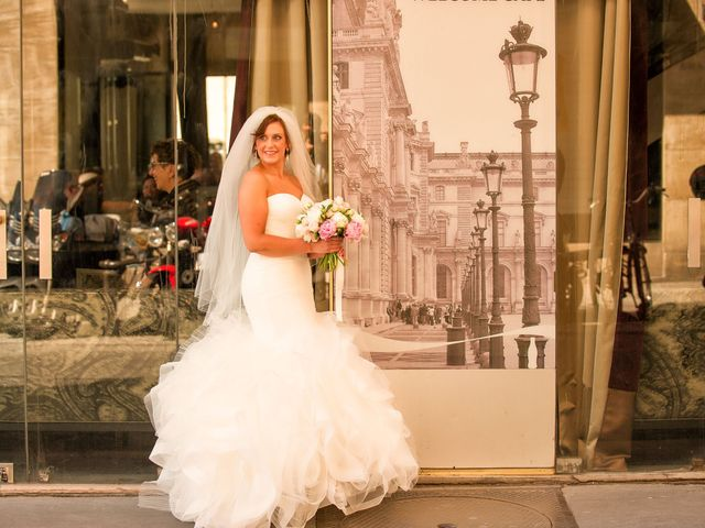 Le mariage de Creg et Shelby à Paris, Paris 20