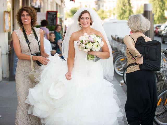 Le mariage de Creg et Shelby à Paris, Paris 23