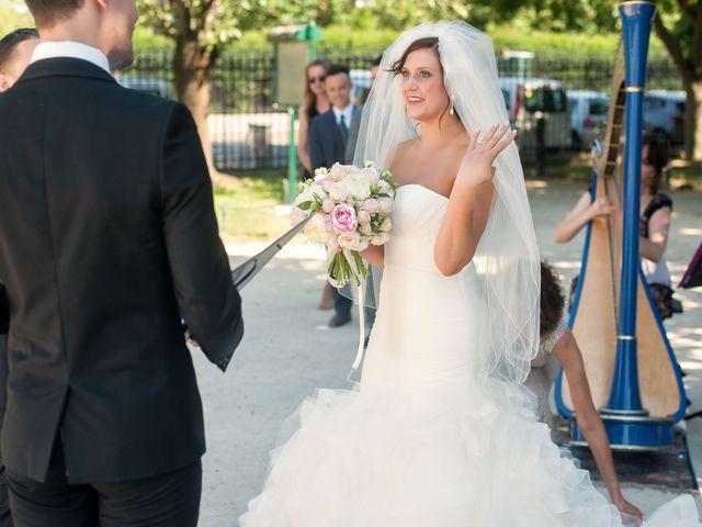 Le mariage de Creg et Shelby à Paris, Paris 35