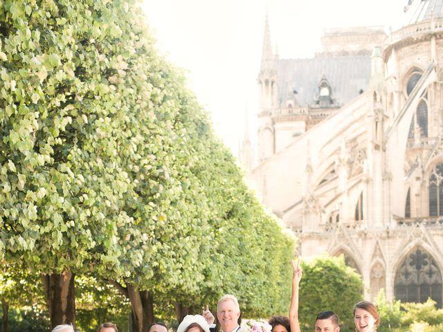 Le mariage de Creg et Shelby à Paris, Paris 47