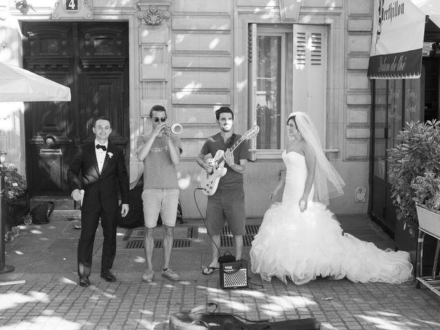 Le mariage de Creg et Shelby à Paris, Paris 51