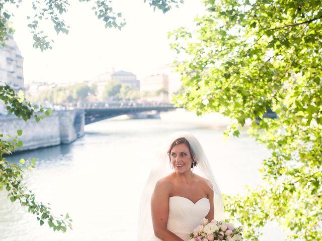 Le mariage de Creg et Shelby à Paris, Paris 53