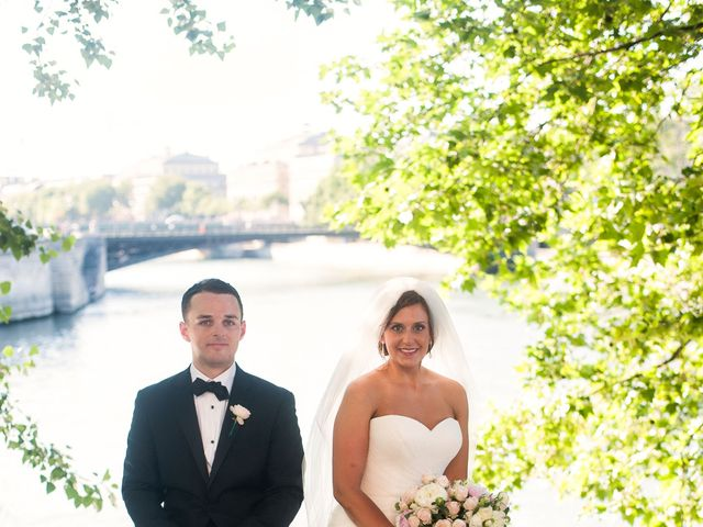 Le mariage de Creg et Shelby à Paris, Paris 54