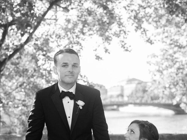 Le mariage de Creg et Shelby à Paris, Paris 55