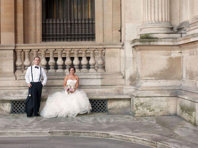 Le mariage de Creg et Shelby à Paris, Paris 66