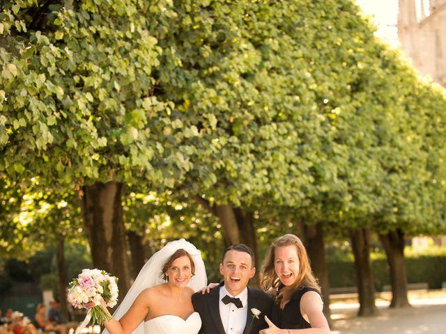 Le mariage de Creg et Shelby à Paris, Paris 31