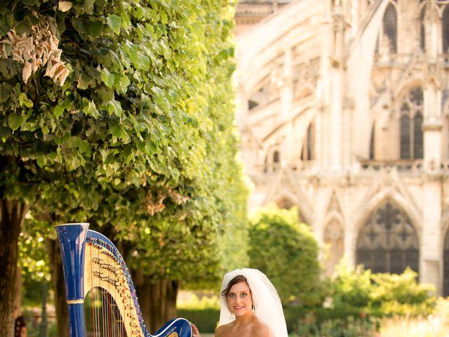 Le mariage de Creg et Shelby à Paris, Paris 32