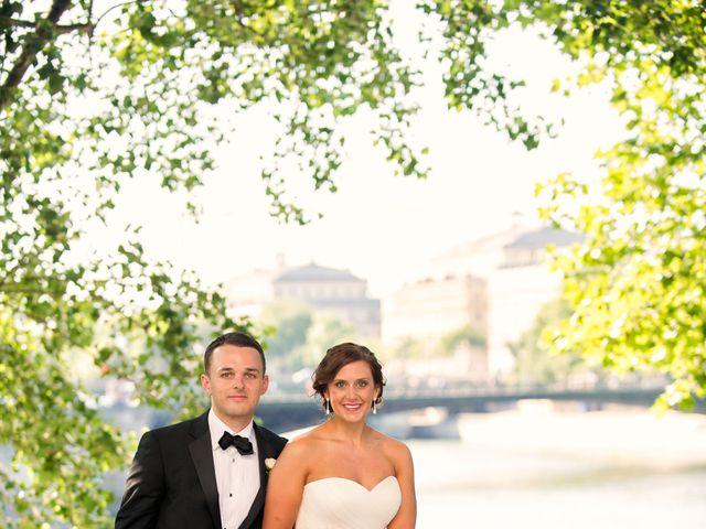 Le mariage de Creg et Shelby à Paris, Paris 76